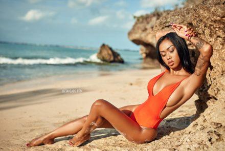 Bikini and beach photography in Phuket, Thailand. Octav Cado